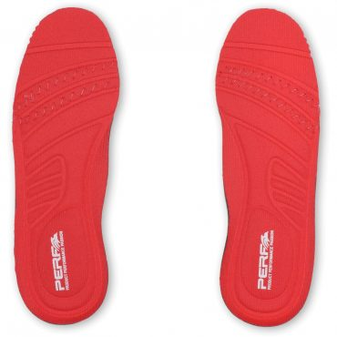 INSOLEPU-RED - Open Cell PU Insole - Double Front (Square)