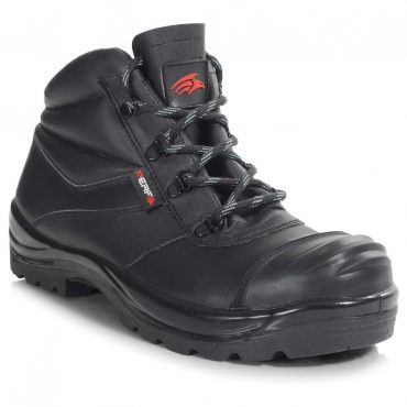 PB17C-BLK - Chukka Boot - Right Angle (Square)