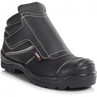 PB94C-BLK - Welding Boot - Right Angle (Square)