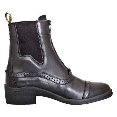 HW90300-BLK - Paddock Zip Boot - Inner Side - Left Foot (Square) 3