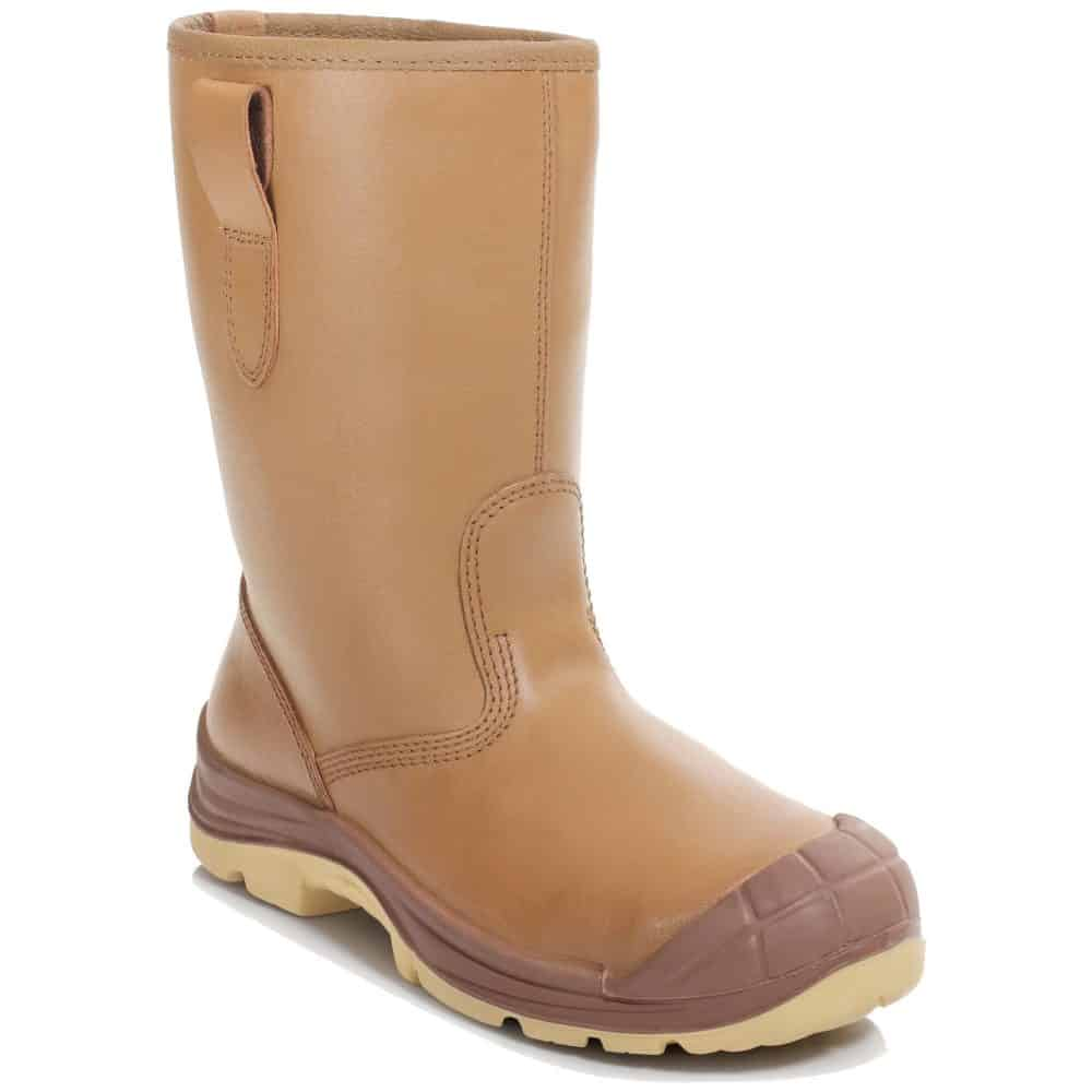 PB43C - Unlined Rigger Boot - Right Angle (Square)
