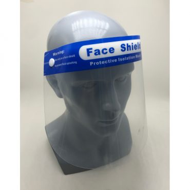 Face Shield - Catalogue (Square)