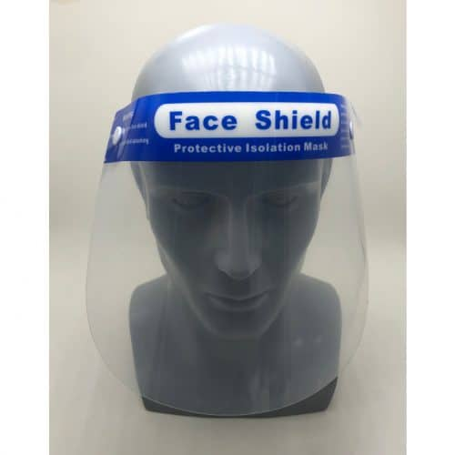Face Shield - Front (Square)